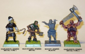 size comparion zombies
