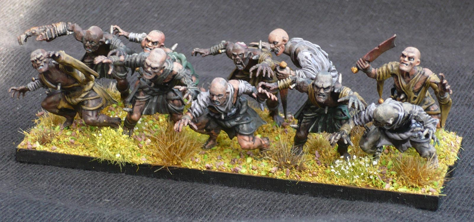 Basing Miniatures Before Or After Painting