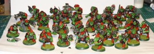 140619 rougre trader orks group before