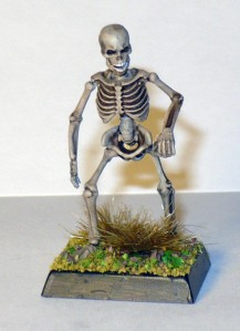 150209 Wargames Factory Skeleton Warrior