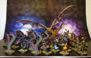 160117 shadows of brimstone swamps of death full set