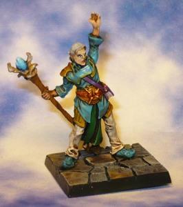 160307 mantic dungeon saga Danor human wizard