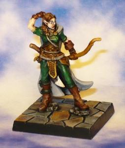 160307 mantic dungeon saga madriga elf ranger