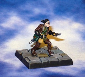 160309 mantic dungeon saga Ally halfling thief