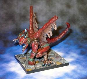 160313 mantic dungeon saga bael undead demon