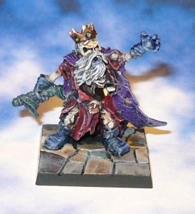 160330 mantic dungeon saga undead dwarf king grund