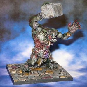 160428 Mantic Dungeon Saga Zombie Troll A