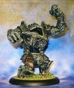160611 Mantic Abyssal Dwarfs Lesser Obsidian Golem C