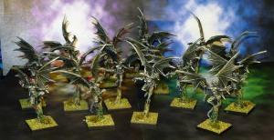 160613 Mantic Gargoyles x15
