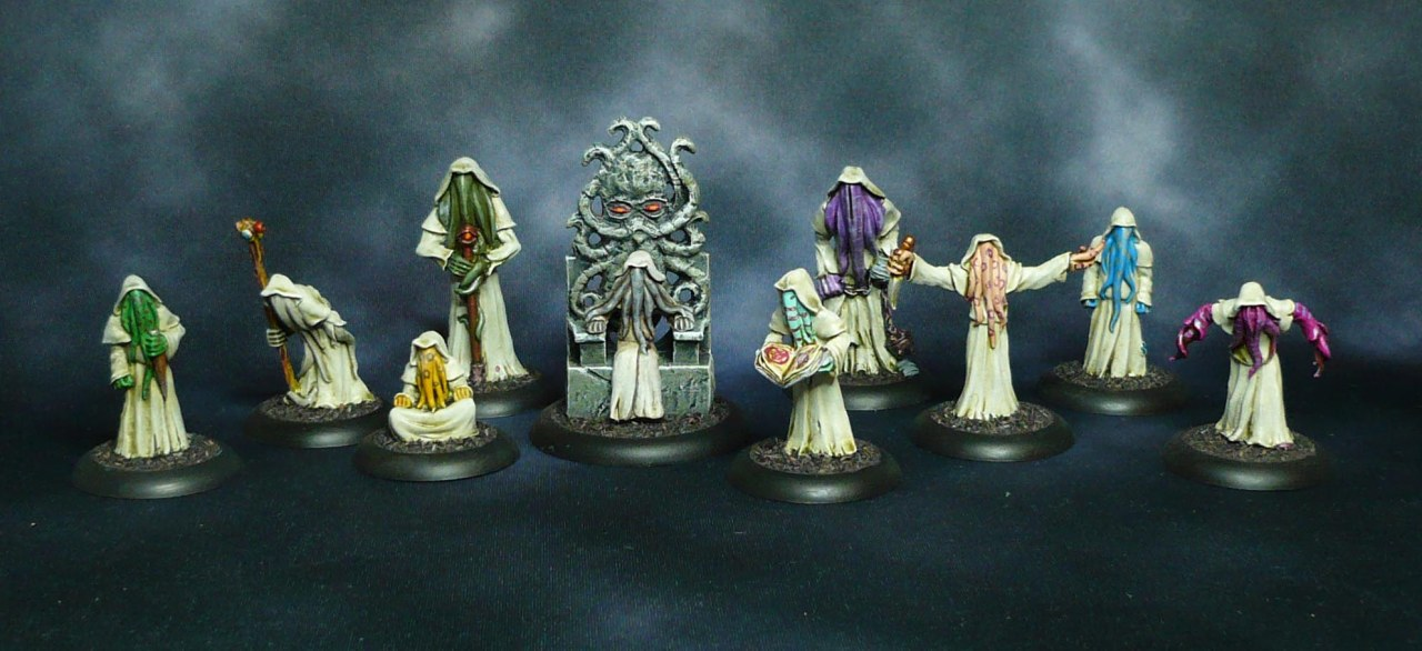 The Cultists of the Kraken Lord