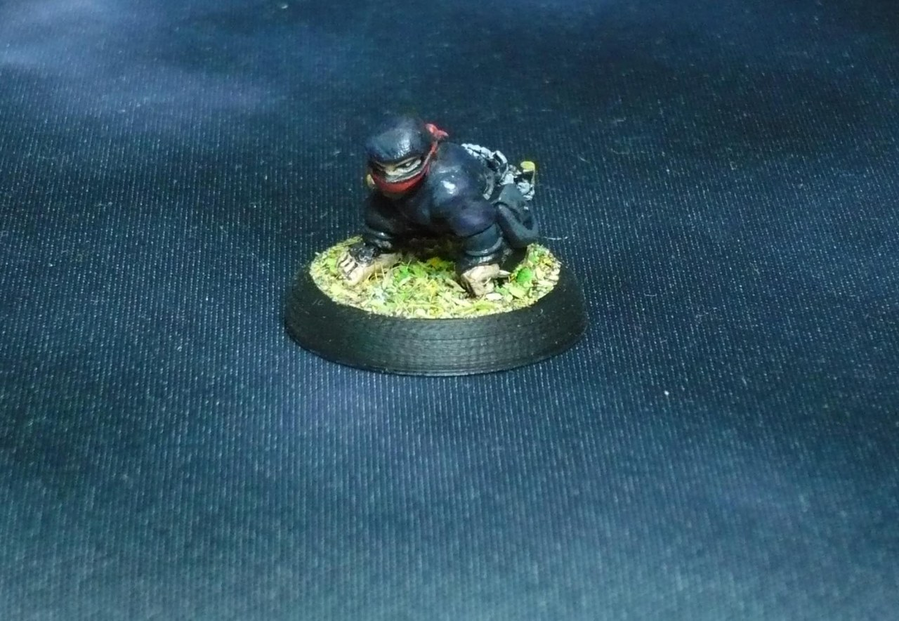 Oathsworn Heroes: The Ninja ofHobbiton!