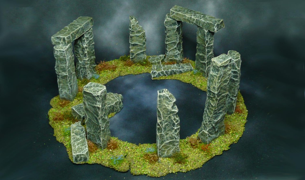 Bones 3: Mystic Circle aka Stonehengejr.