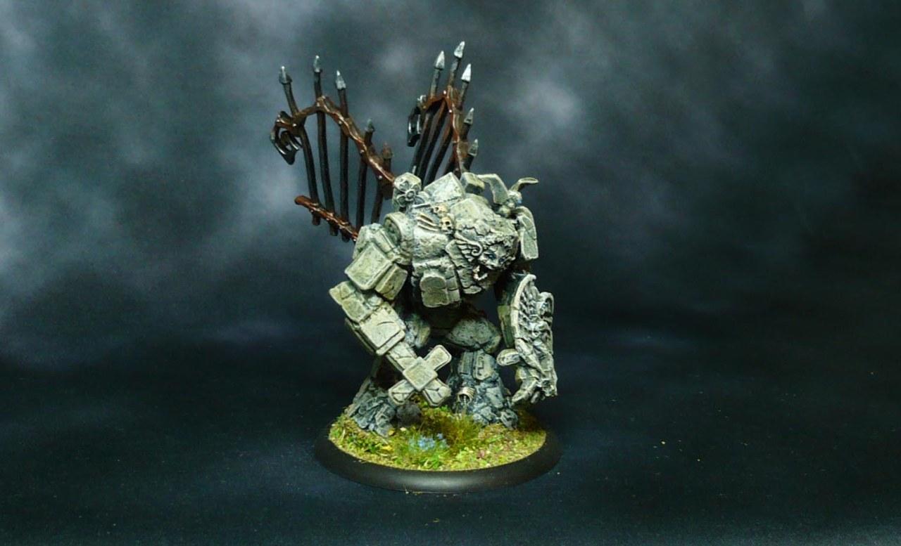 Bones 3: CemetaryGolem