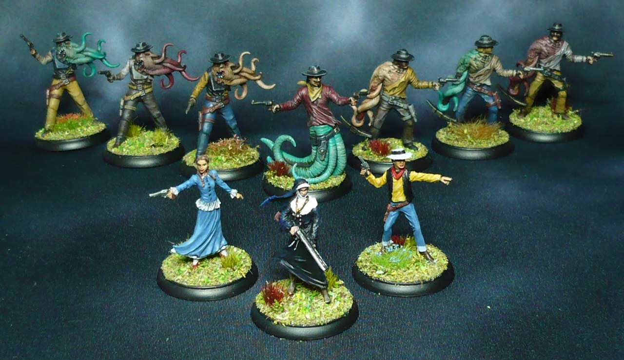Shadows of Brimstone: The Scafford Gang, Nun and Orphans