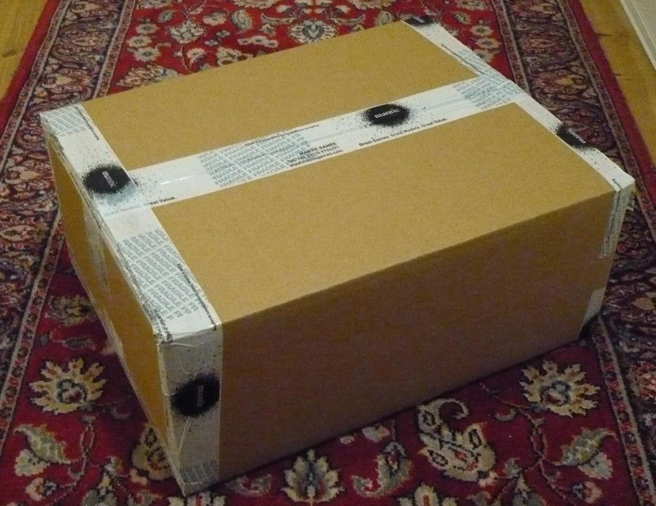 The Punishment Due: Crazy Bobby's Craaazzy Bonanza Box ofCraziness!!!!