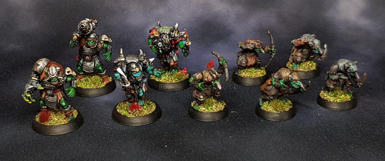 Bobbybox pt 12: The Warpath Orx, and KoW Goblin Spitters
