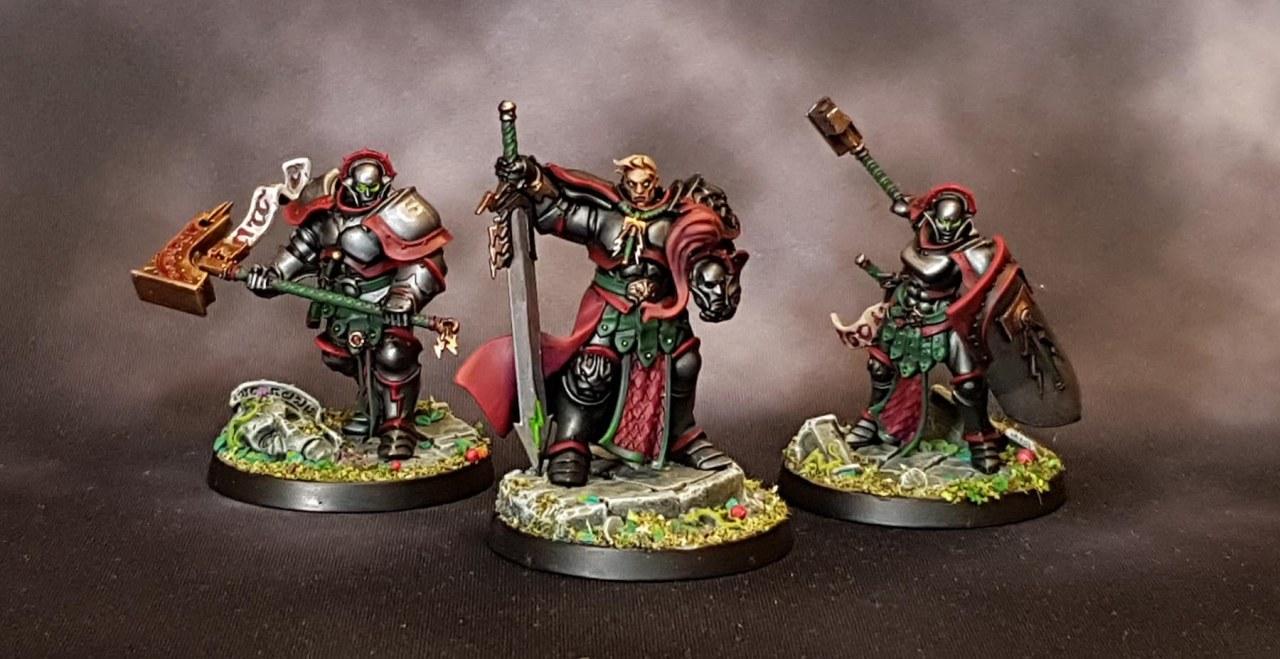 Warhammer Underwear: SteelheartsChampions