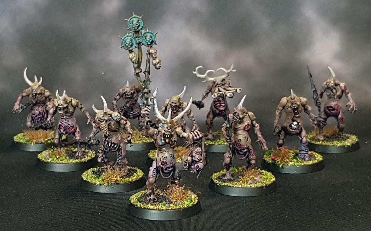 Urutaa: A Plague of Daemons