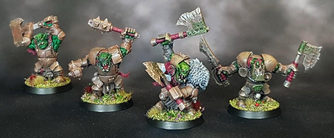 Warhammer Underwear: Ironskull's Boyz