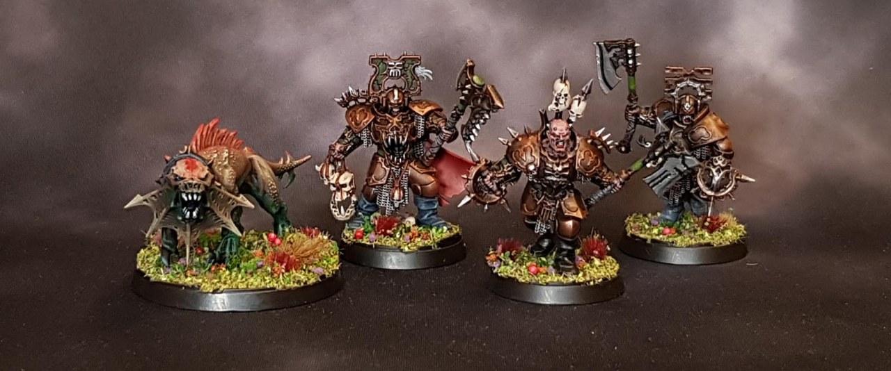 Warhammer Underwear: Magore'sFiends