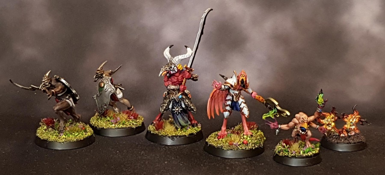 Warhammer Underwear: The Eyes of theNine