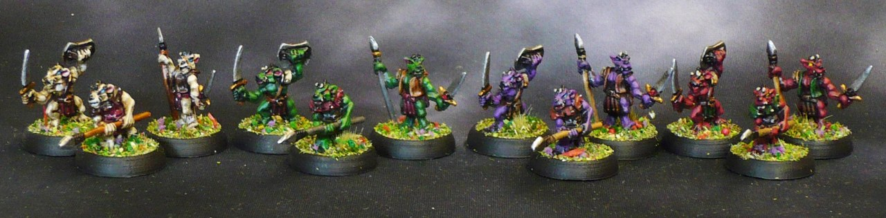 Bones: The Kobolds