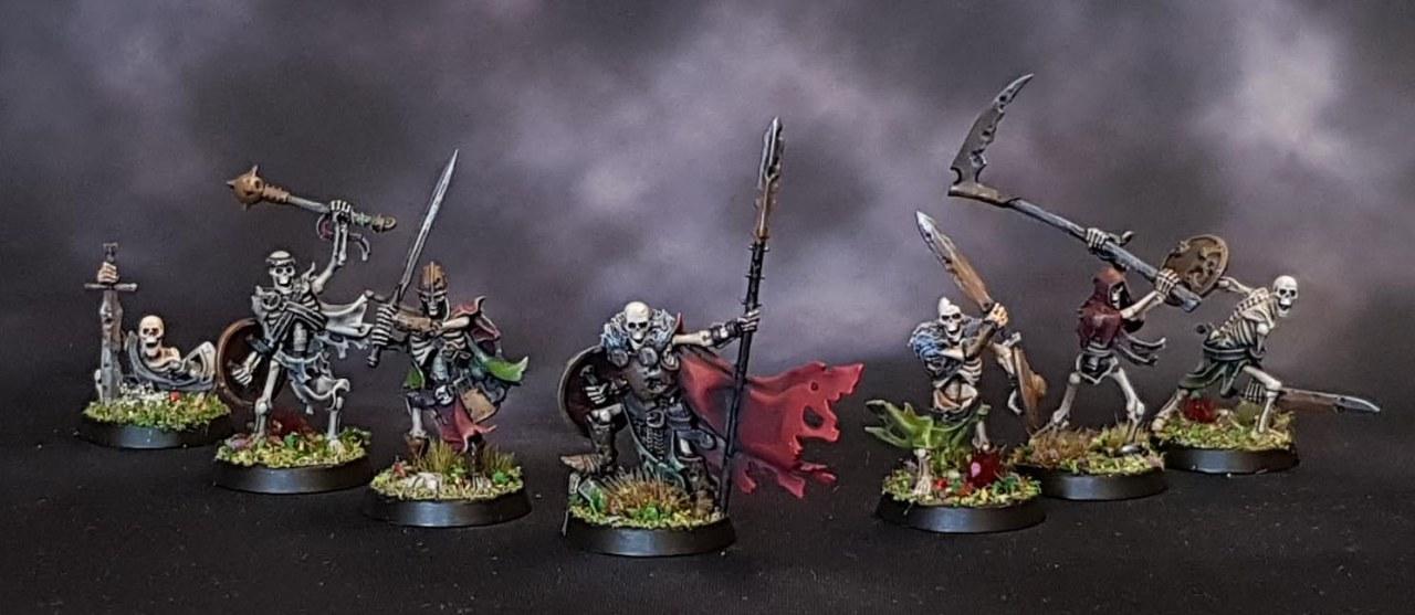 Warhammer Underwear: SepulchralGuard