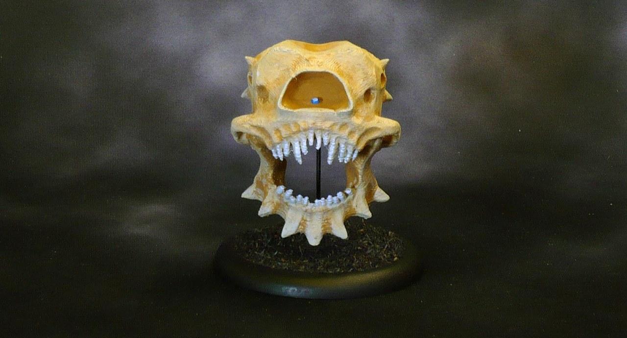 3D-print: Death Tyrant