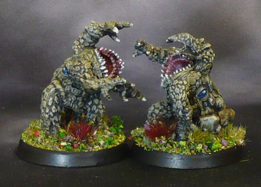 The Unspeakable Mouth IV: Xorn! – @The Mountains of Minis