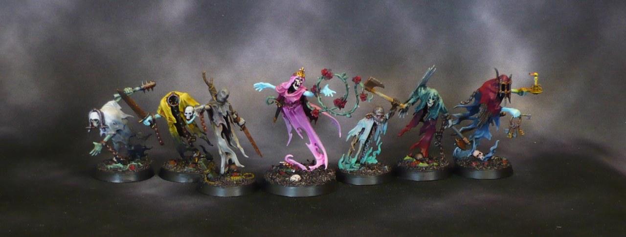 Warhammer Underwear: Thorns of the BriarQueen
