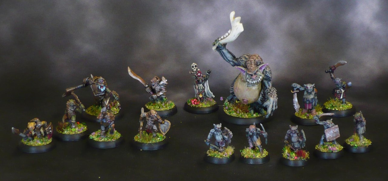 More Goblins…and they have a Cave Troll!