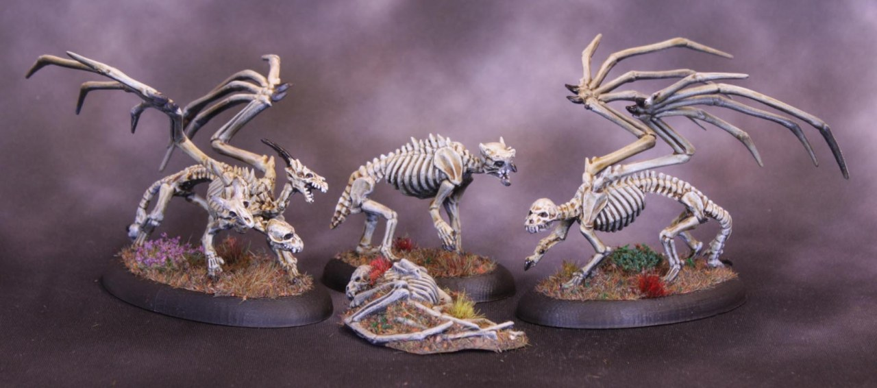 Bones 4: Skeletal Monsters