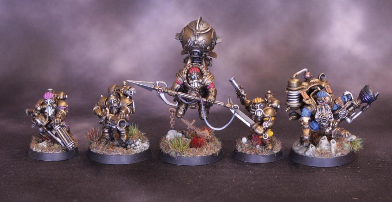 Warhammer Underwear: Thundrik's Profiteers