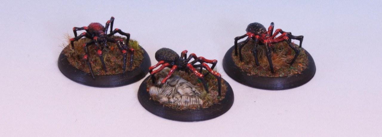 Nolzur's Spiders