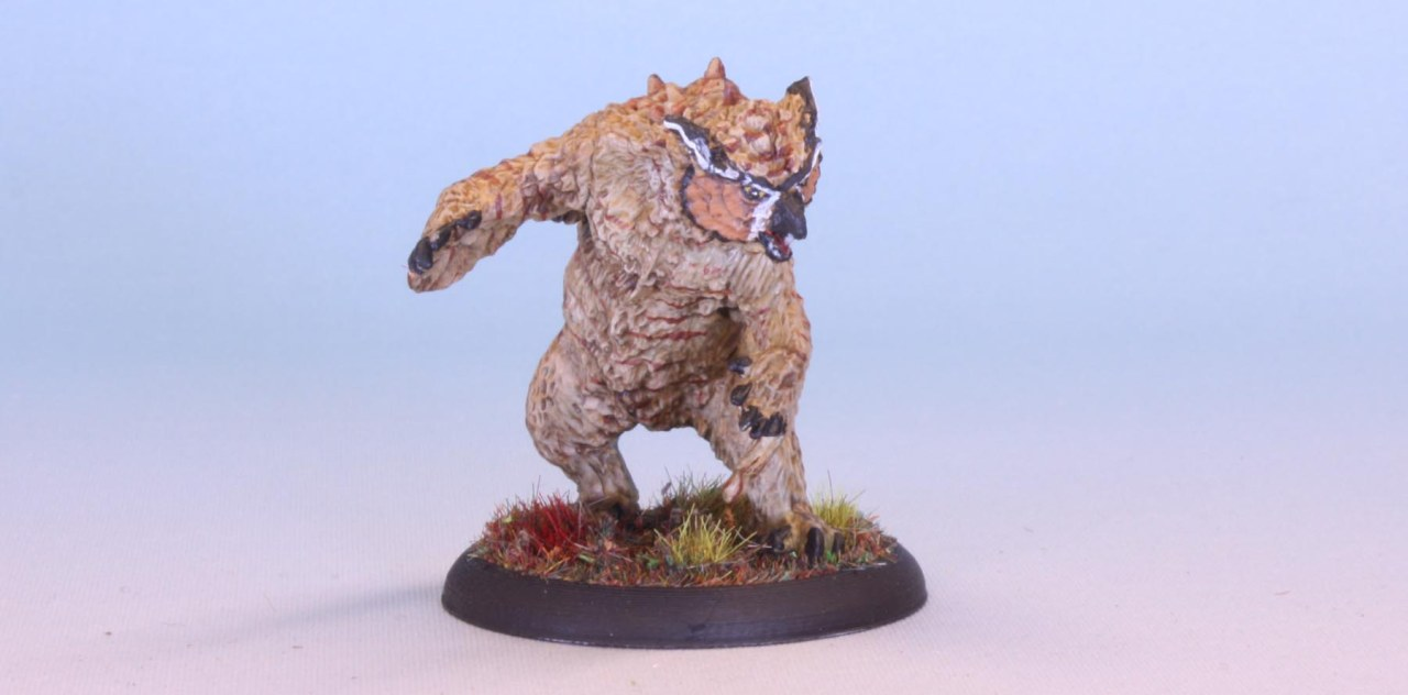 Young Owlbear