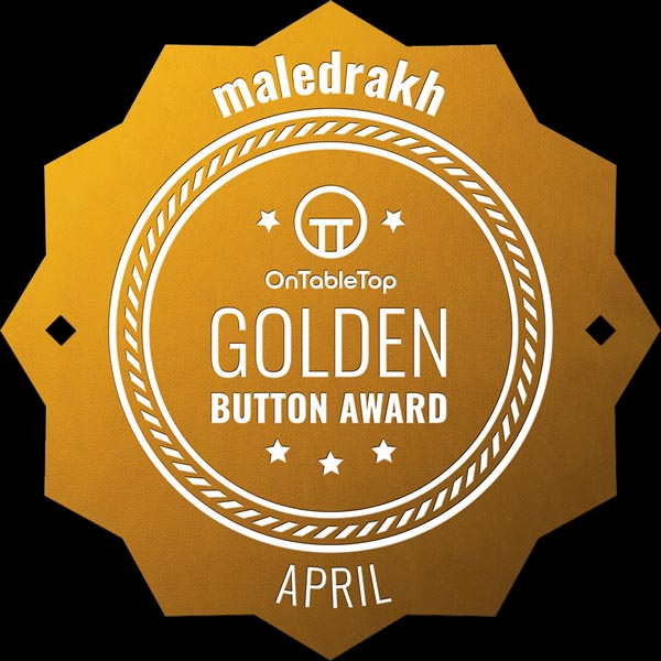 Golden Button the 8th