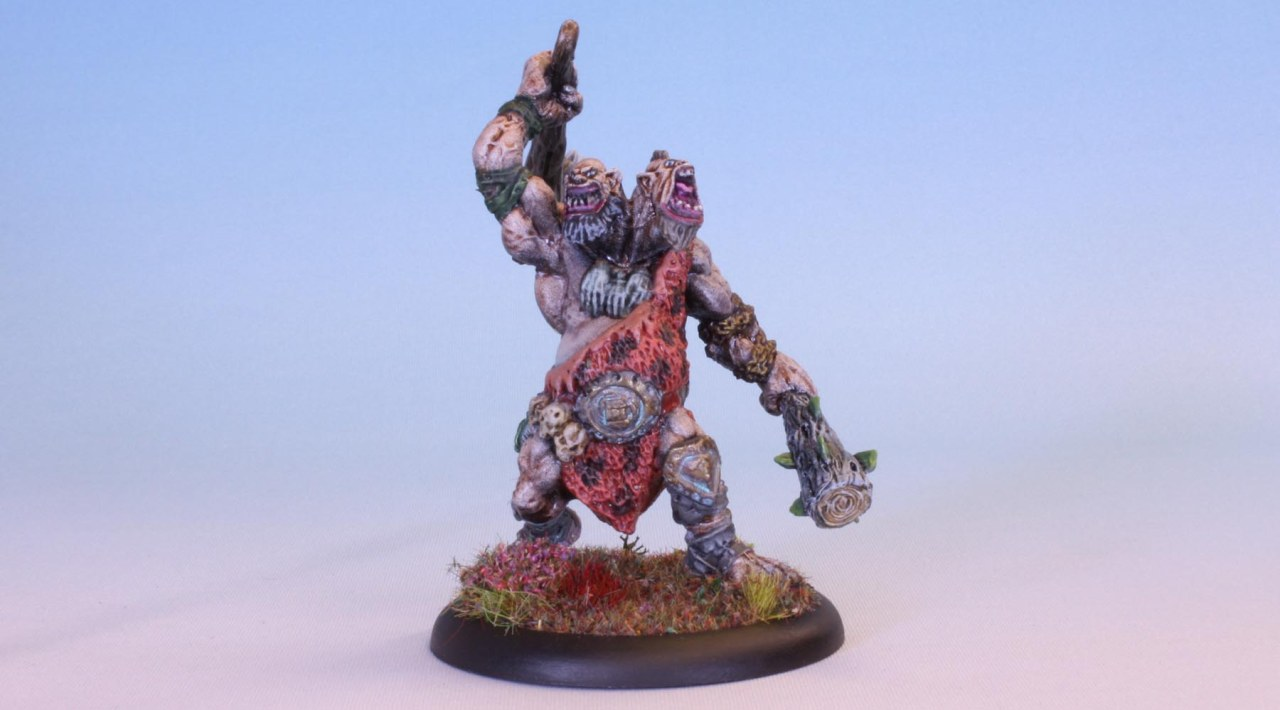 On painting the Ettin
