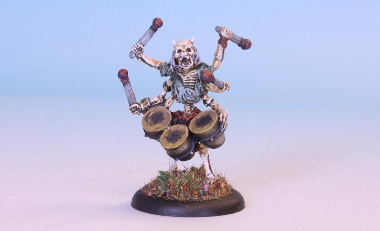 Ye Pile of Olde: The Aracho-AssassinDrummer