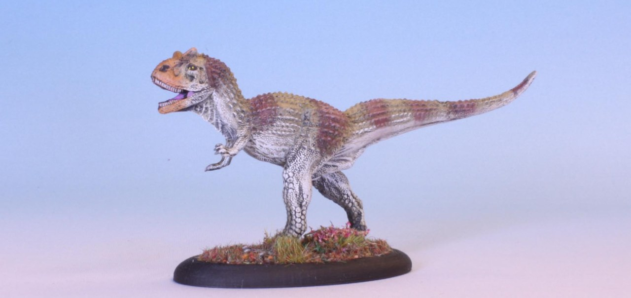 Lost Valley: Carnotaurus