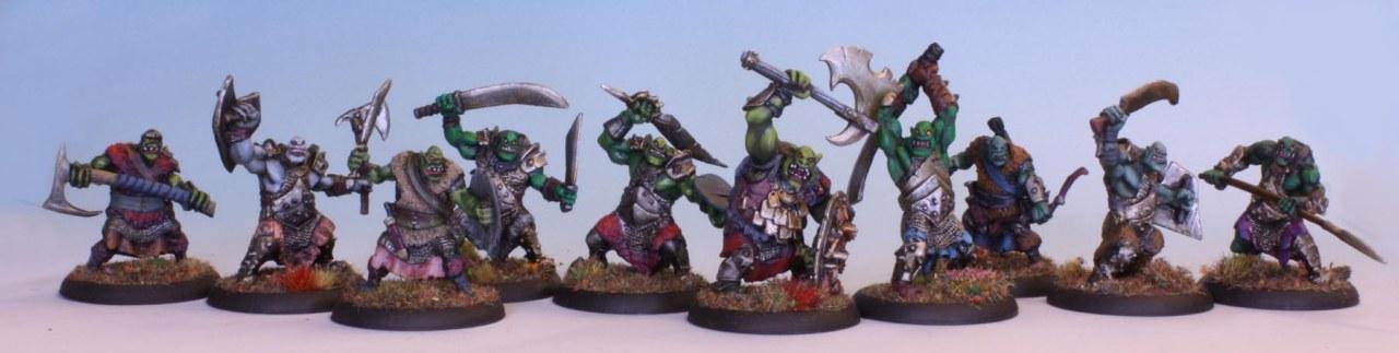 Old Bones: Orcs!