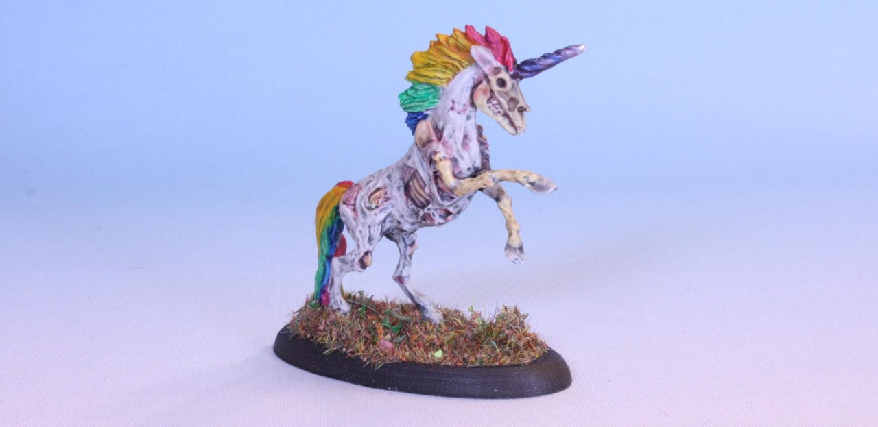 Undead Unicorn