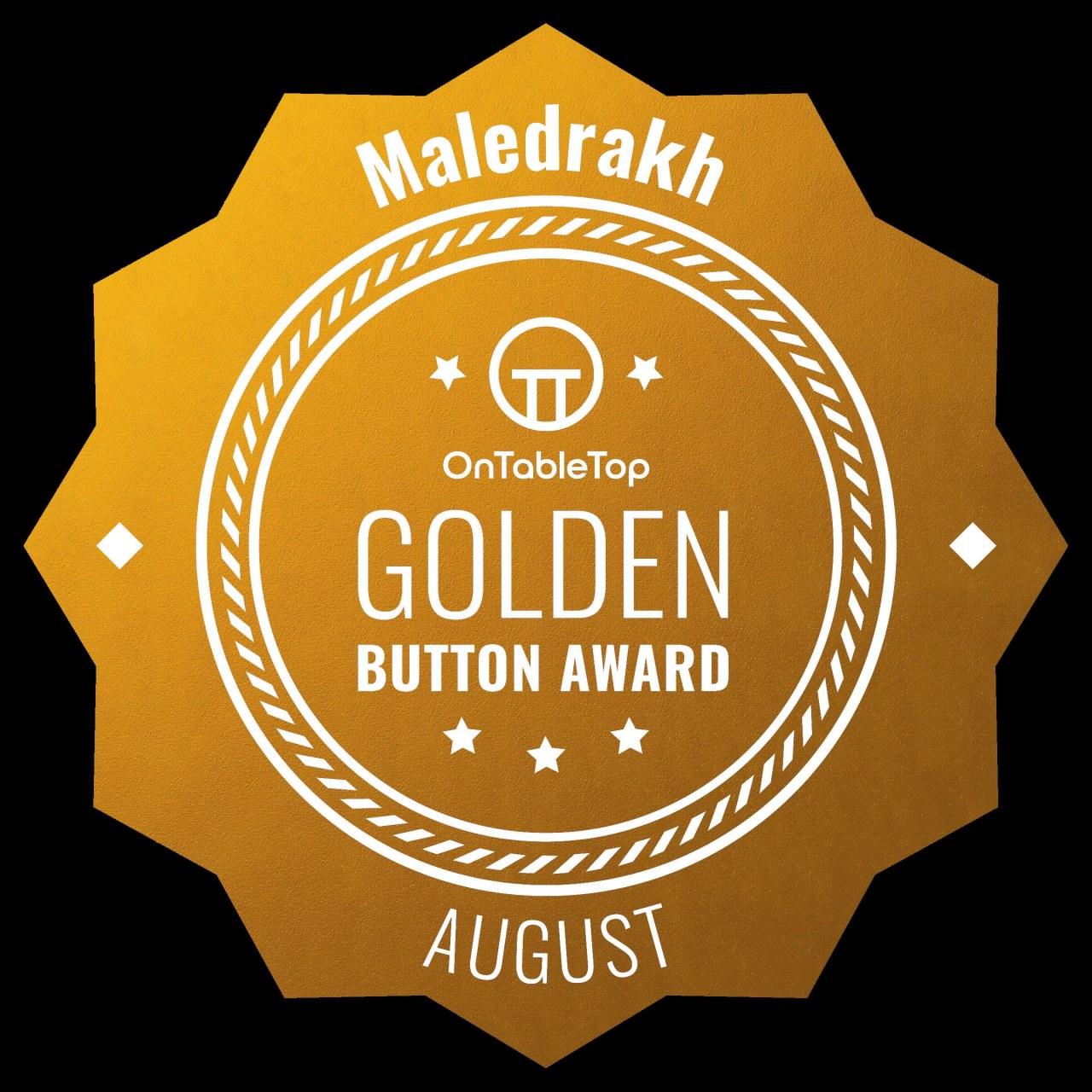 Golden Button X